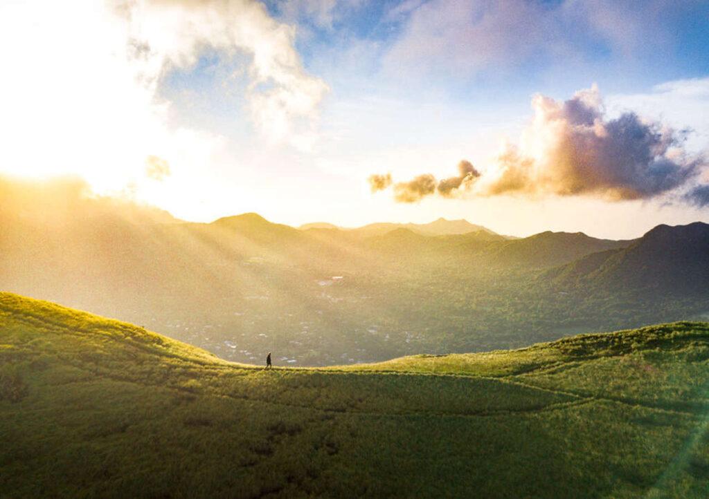 Debes visitar el Valle de Antón que quedan en el interior de Panamá