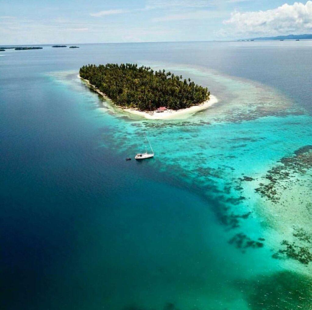 Islas de San Blas debes visitarla cuando viajas a Panamá