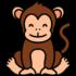Monito Viajero Logo